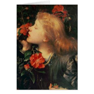 Portrait of Dame Ellen Terry  c.1864 Cards