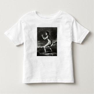 Portrait of Daniel Mendoza Toddler T-shirt