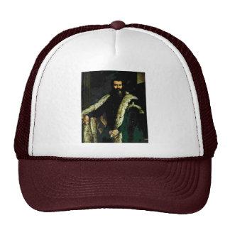 Portrait Of Daniele Barbaro. By Veronese Paolo Trucker Hat