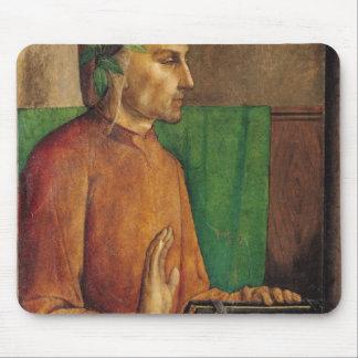 Portrait of Dante Alighieri , c.1475 Mouse Pad