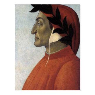 Portrait of Dante Post Cards