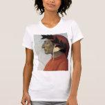 Portrait of Dante T-shirt