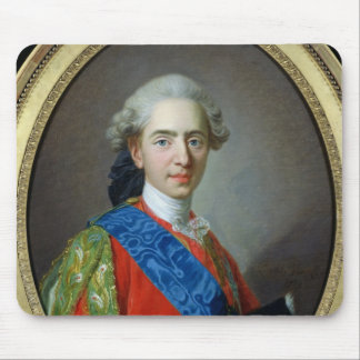 Portrait of Dauphin Louis of France Mouse Pad