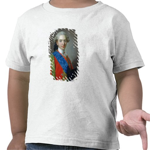 Portrait of Dauphin Louis of France Tshirts