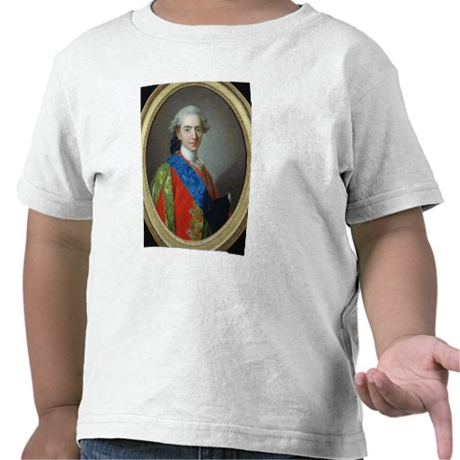 Portrait of Dauphin Louis of France Tees