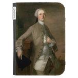 Portrait of David Garrick (1717-79), 1742 (oil on Kindle Case