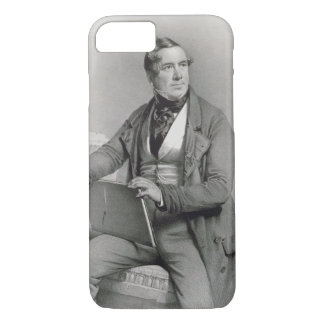 Portrait of David Roberts (1796-1864) frontispiece iPhone 7 Case