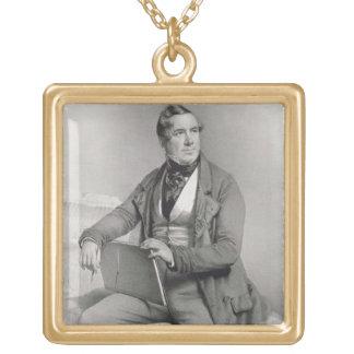 Portrait of David Roberts (1796-1864) frontispiece Custom Jewelry