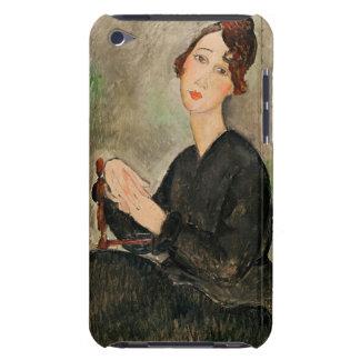 Portrait of Dedie Hayden, 1918 Barely There iPod Case