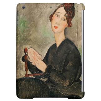 Portrait of Dedie Hayden, 1918 Case For iPad Air