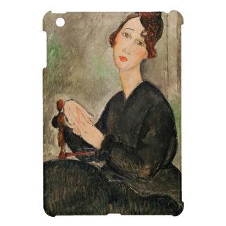 Portrait of Dedie Hayden, 1918 iPad Mini Covers
