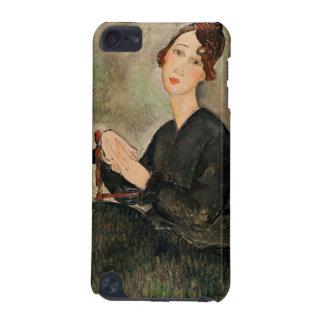 Portrait of Dedie Hayden, 1918 iPod Touch (5th Generation) Cases
