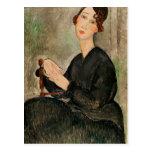 Portrait of Dedie Hayden, 1918 Postcards