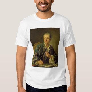 Portrait of Denis Diderot  1767 T-Shirt