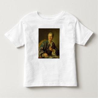 Portrait of Denis Diderot  1767 Toddler T-shirt