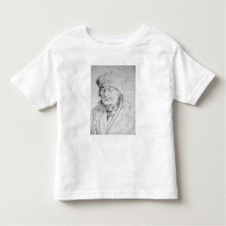 Portrait of Desiderius Erasmus  1520 Toddler T-shirt