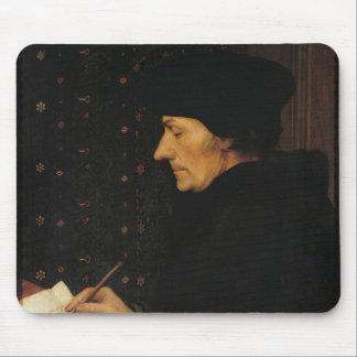 Portrait of Desiderius Erasmus Mouse Pad