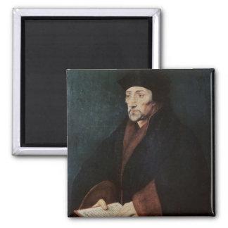 Portrait of Desiderius Erasmus  of Rotterdam Magnet