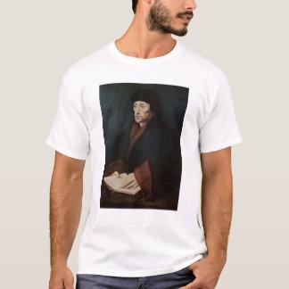 Portrait of Desiderius Erasmus  of Rotterdam T-Shirt