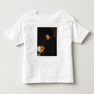 Portrait of Desiderius Erasmus Toddler T-shirt