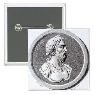 Portrait of Didius Julianus Button