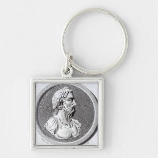Portrait of Didius Julianus Key Chains