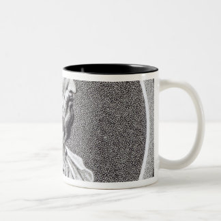 Portrait of Didius Julianus Two-Tone Coffee Mug
