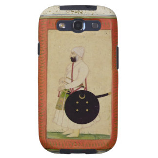 Portrait of Dilir Khan c 1760 from the Large Cli Samsung Galaxy SIII Cases