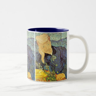 Portrait of Doctor Gachet by Vincent van Gogh Mug