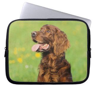 Portrait of Dog 2 Computer Sleeve