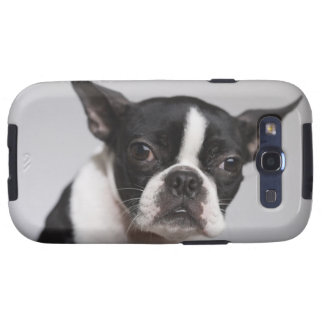 Portrait of dog galaxy s3 covers