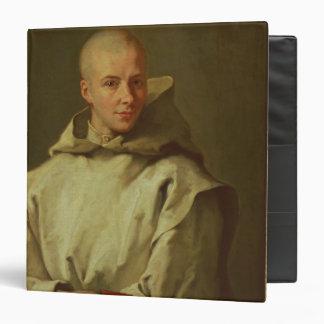 Portrait of Dom Baudouin du Basset of Gaillon, 171 Binder