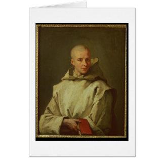 Portrait of Dom Baudouin du Basset of Gaillon, 171 Card