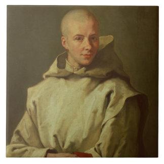 Portrait of Dom Baudouin du Basset of Gaillon, 171 Tile