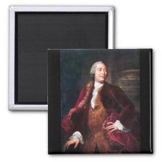 Portrait of Domenico Annibali by Raphael Fridge Magnet