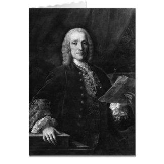 Portrait of Domenico Scarlatti Card