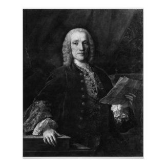 Portrait of Domenico Scarlatti Poster