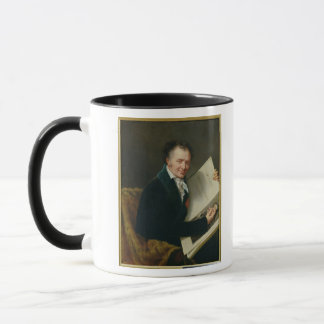 Portrait of Dominique Vivant  Baron Denon, 1808 Mug