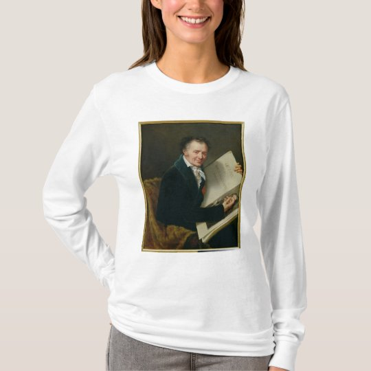 Portrait of Dominique Vivant  Baron Denon, 1808 T-Shirt