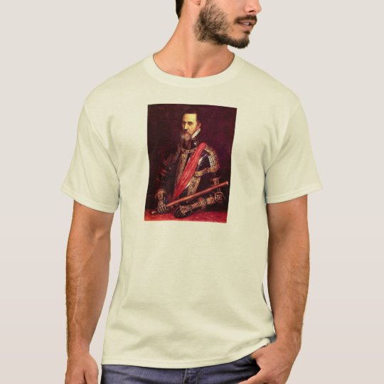 Portrait Of Don Fernando Álvarez De Toledo, Duke T-Shirt