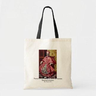 Portrait Of Don Fernando Tote Bag