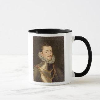 Portrait of Don John of Austria Mug