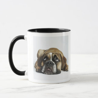 Portrait of Dorset Old Tyme Bulldog Mug