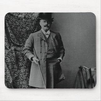 Portrait of Dr. Barnardo Mouse Pad