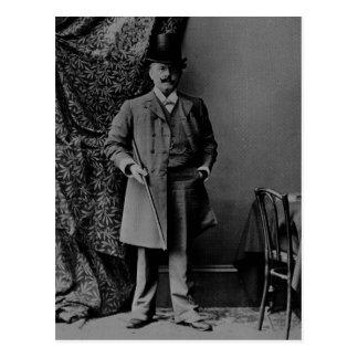 Portrait of Dr. Barnardo Postcard