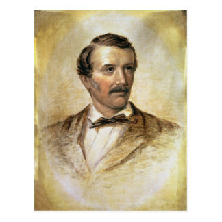 Portrait of Dr David Livingstone Postcard
