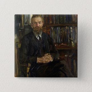 Portrait of Dr Edward Meyer  1910-11 Button