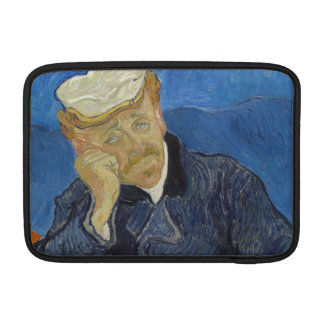 Portrait of Dr Gachet by Vincent Van Gogh Sleeve For MacBook Air