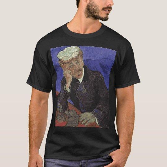 portrait of dr gachet second version  portrait of  T-Shirt