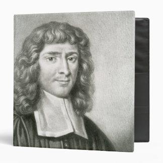Portrait of Dr Isaac Barrow Binder